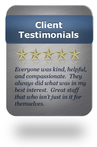 CLIENT TESTIMONIALS - GRIFFIN LAW FIRM