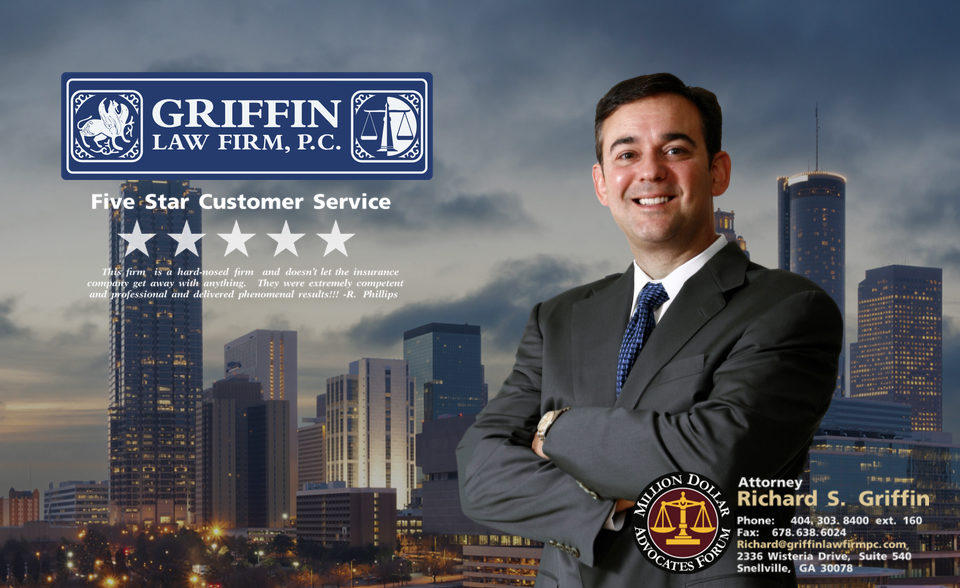 Atlanta Personal Injury Attorney | Richard S. Griffin